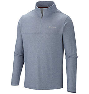 Men's Alpine Thistle™ Half Zip Shirt - Tall