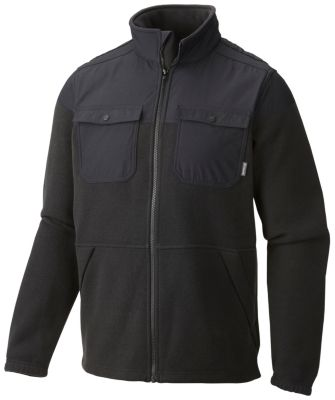 Columbia Terpin Point Overlay Fleece Jacket