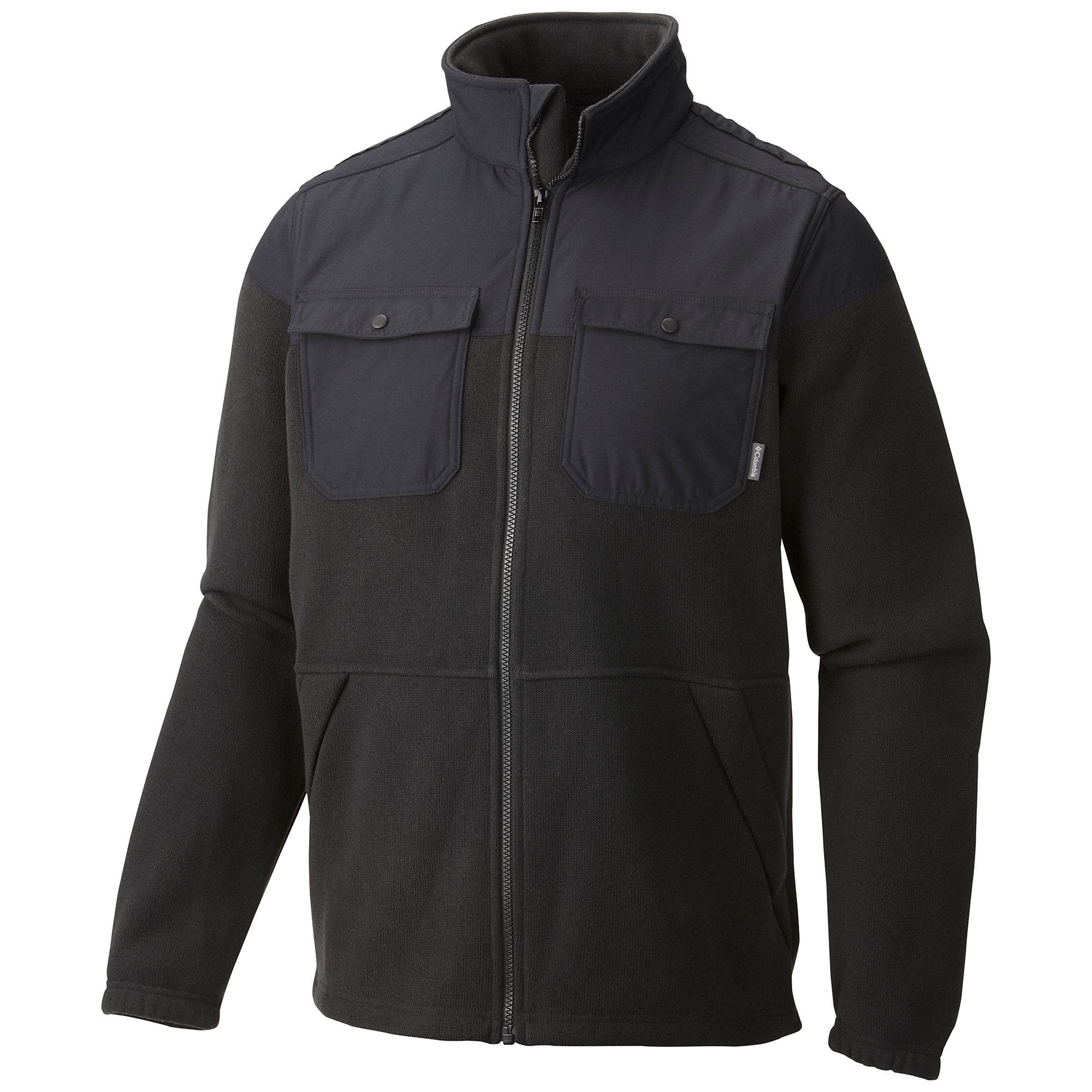 Columbia Terpin Point Overlay Fleece Jacket