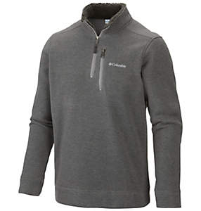 Polaire à demi-zip Terpin Point™ Homme