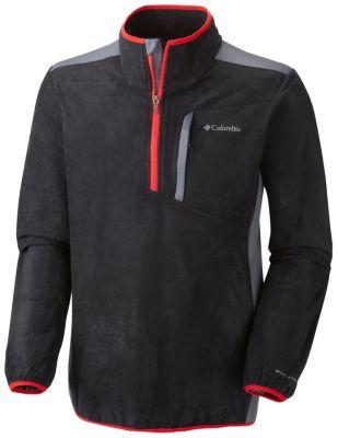 Men's Crosslight™ II Half Zip Fleece Jacket