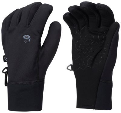 photo: Mountain Hardwear Women's Power Stretch Stimulus Glove