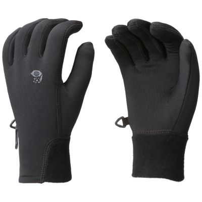 photo: Mountain Hardwear Women's Power Stretch Glove fleece glove/mitten