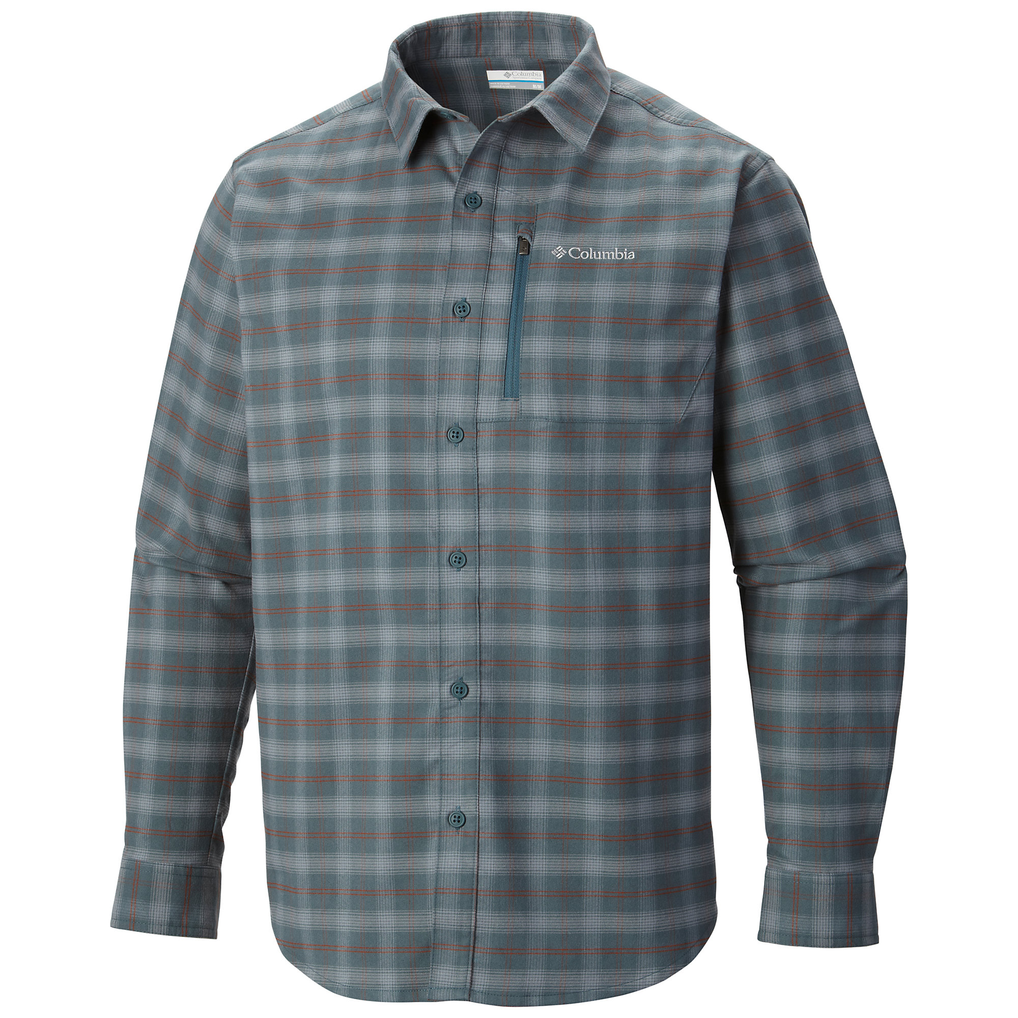 Columbia Royce Peak Flannel Long Sleeve Shirt