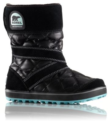Women&39s Glacy Slip On Warm Winter Boot | SOREL
