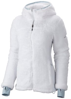 photo: Columbia Polar Yeti Plush Fleece Jacket