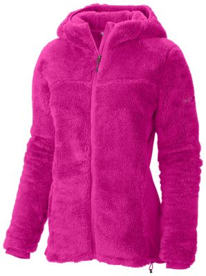 Columbia Polar Yeti Plush Fleece Jacket