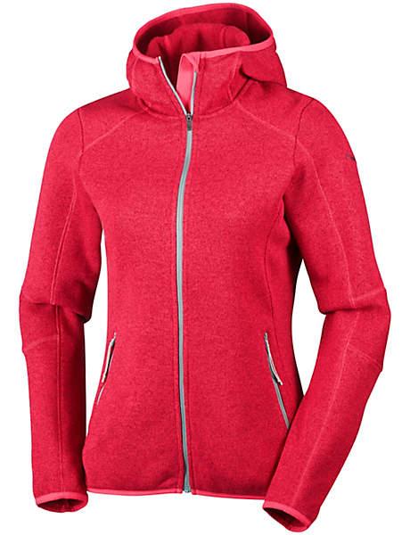 Veste à capuche en polaire Altitude Aspect™ Femme