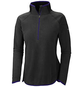 Women's Ombre Springs™ Fleece Half Zip Jacket