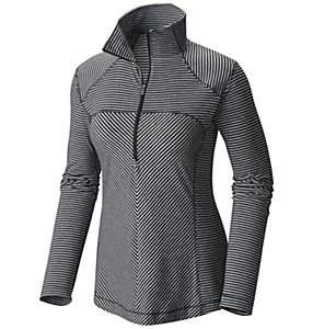 Chandail en tricot à demi-fermeture éclair Layer First™ pour femme
