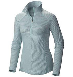 Women's Layer First™ Half Zip Knit Shirt - Plus Size