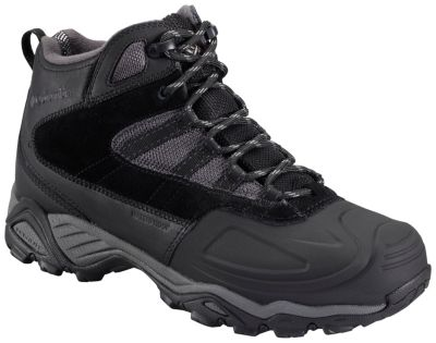 photo: Columbia Men's Silcox II Waterproof Omni-Heat