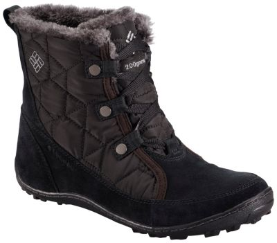 Women's Minx Shorty Omni-Heat Warm Waterproof Boot | Columbia.com