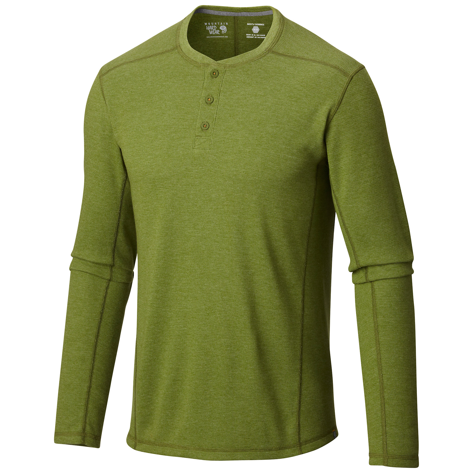 Mountain Hardwear Trekkin Thermal Henley
