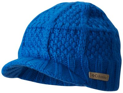 photo: Columbia Adventure Ride Visor Beanie
