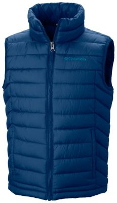 photo: Columbia Boys' Powder Lite Vest