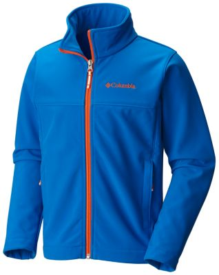 photo: Columbia Boys' Ascender Softshell