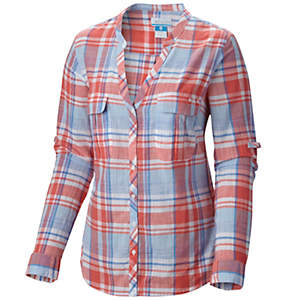 Women's Coral Springs™ Woven Long Sleeve Shirt