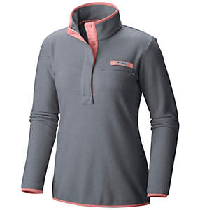 Women's PFG Harborside™ Fleece Pullover Jacket