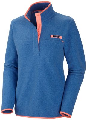 Fleece Pullover Jackets | Outdoor Jacket