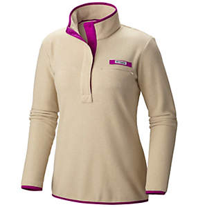 Women's Harborside™ Fleece Pullover - Plus Size