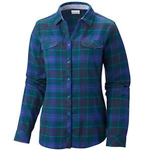 Women's Simply Put™ II Flannel Shirt - Plus Size