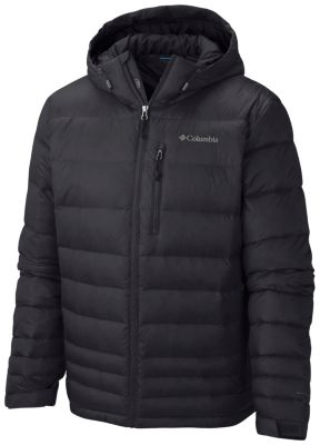 Columbia Hellfire Down Hooded Jacket