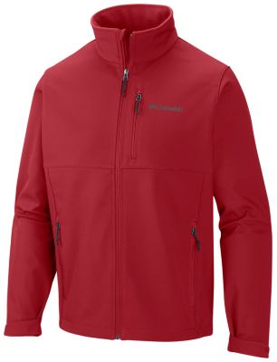 photo: Columbia Ascender Softshell soft shell jacket