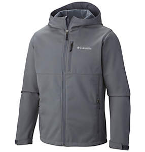 Men's Ascender™ Hooded Softshell Jacket - Big