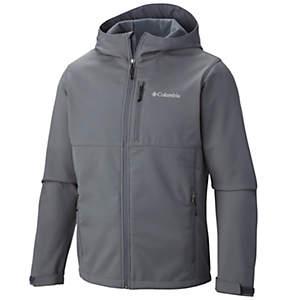 Men's Ascender™ Hooded Softshell Jacket - Big