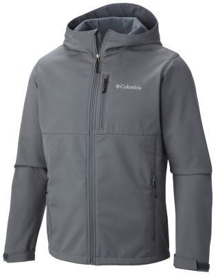 photo: Columbia Ascender Hooded Softshell