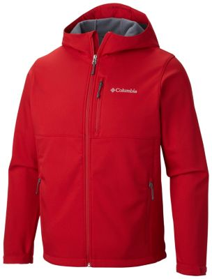 Columbia Ascender Hooded Softshell