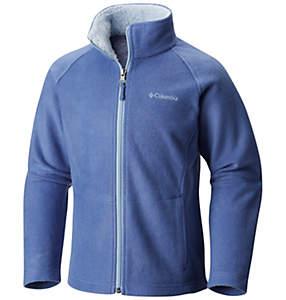 Girls' Dotswarm™ Full Zip Jacket