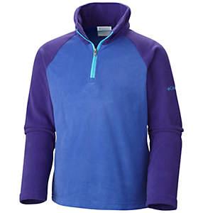 Girls' Glacial™ Fleece Half Zip Jacket