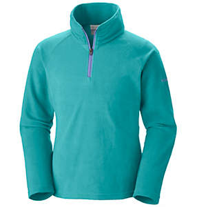 Girls' Glacial™ Fleece Half Zip Jacket – Toddlers