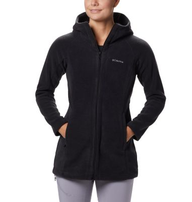 Women's Benton Springs II Long Fleece Hoodie Jacket | Columbia.com
