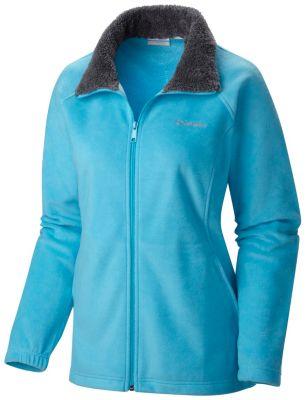 photo: Columbia Women's Dotswarm II Fleece Full Zip Jacket