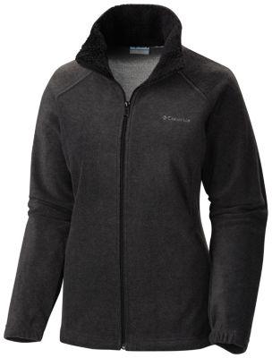 photo: Columbia Men's Dotswarm II Fleece Full Zip Jacket