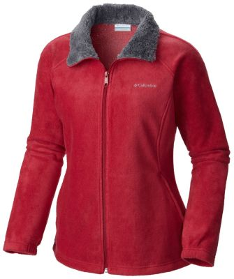 photo: Columbia Men's Dotswarm II Fleece Full Zip Jacket