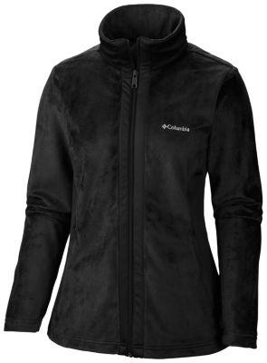 Women's Hotdots II Full Zip Fleece Jacket - Plus Size ...