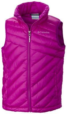 photo: Columbia Girls' Powder Lite Vest