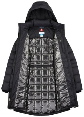 Women's Hexbreaker Long Goose Down Winter Jacket | Columbia.com