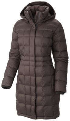 photo: Columbia Hexbreaker Long Down Jacket