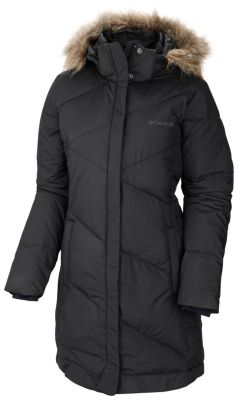 Women&39s Snow Eclipse Mid Length Down Style Winter Jacket | Columbia