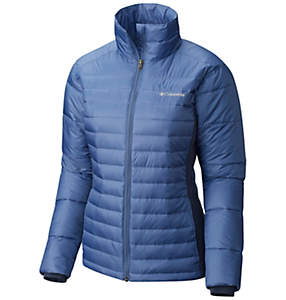 Columbia Womens Powder Pillow Hybrid Jacket (Plus Size)