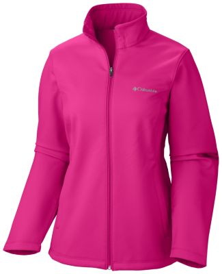 photo: Columbia Kruser Ridge Softshell soft shell jacket