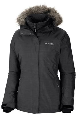 Columbia Shimmerlicious Down Interchange Jacket