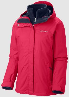 Columbia Nordic Cold Front Interchange Jacket