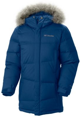photo: Columbia Boys' Portage Glacier Jacket