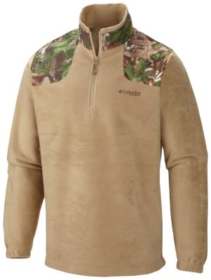 photo: Columbia Sharptail Heat Half Zip
